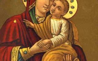 Пряжевская икона Божией Матери —  благая защитница страждущих
