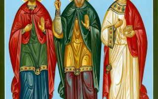 Икона Гурий, Самон и Авив