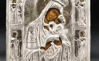 Почаевская икона Божией Матери —  исцеление от всех недугов