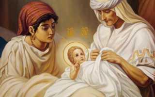 Икона «Рождество Пресвятой Богородицы» — о чем перед ней молятся