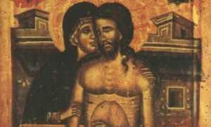 Икона «Не рыдай мене, Мати» — значение святого образа для христианского мира