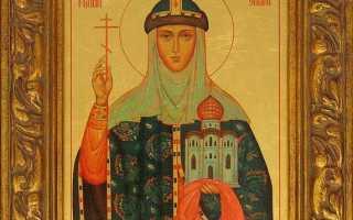 Икона святой Ольги — о чем перед ней молятся