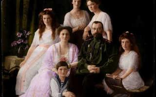 Икона Николая II и его семьи — о чём молятся царю-мученику и его семье