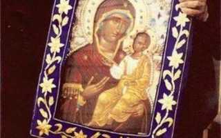 Монреальская Иверская икона Божией Матери — о чем перед ней молятся