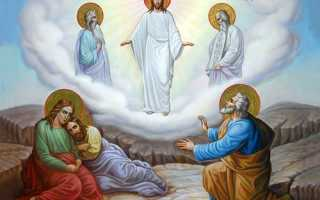 Икона Вознесения Господня — значение образа