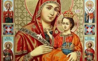 Вифлеемская икона Божией Матери — о чем перед ней молятся