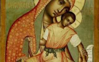 Киккская икона Божией Матери —  благая защитница страждущих