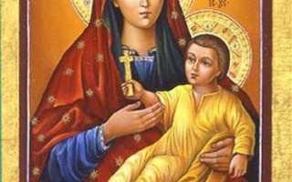 Козельщанская икона Божией Матери — помощь при болезнях и трудностях