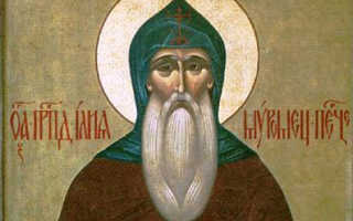 Икона «Илья Муромец»
