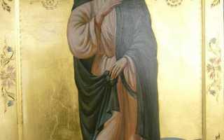 Икона святой Фотинии — сила молитвы к ней