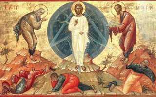 Старинные иконы — описания святых образов