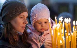 Молитва о здоровье детей – самая сильная