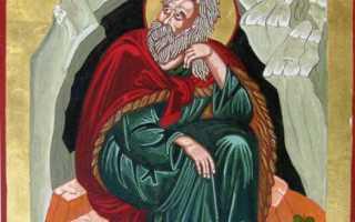 Икона святого Ильи Пророка — о чем перед ней молятся