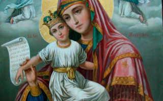 Пресвятая Дева Мария — самая великая личность в истории