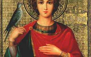 Икона святого Трифона —  значение святого образа для христианского мира